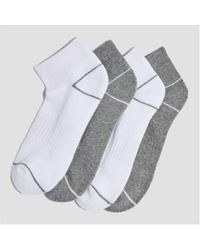 Joe Fresh - 4 Pair Sport Socks - Lyst