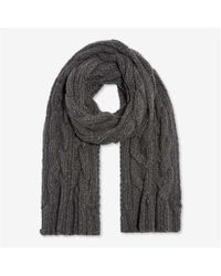 Joe Fresh - Men's Cable Knit Scarf - Lyst