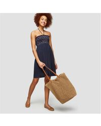 Joe Fresh | Straw Tote | Lyst