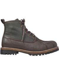 Joe Fresh | Men's Textured Snow Boot | Lyst