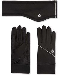 Joe Fresh - Gloves And Headband Set - Lyst