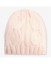Joe Fresh - Cable Knit Hat - Lyst