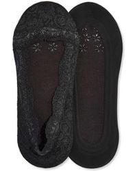 Joe Fresh - 2 Pack Flat Knit Socks - Lyst