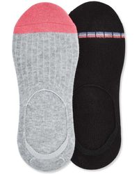 Joe Fresh - 2 Pack No-show Socks - Lyst