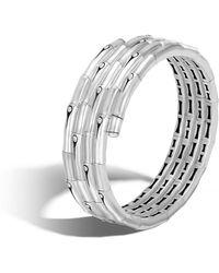 John Hardy - Coil Bracelet - Lyst