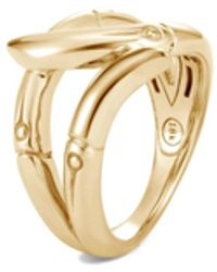 John Hardy - Bamboo Ring - Lyst
