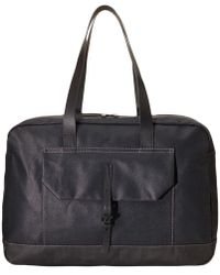 Ally Capellino - Dave Waxed Canvas Holdall - Lyst