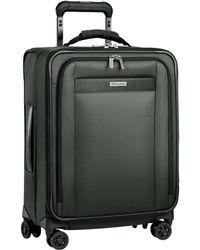 Briggs & Riley - Transcend 4-wheel Expandable 53.5cm Cabin Suitcase - Lyst