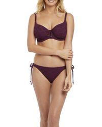 Freya - Sundance Padded Bikini Top - Lyst