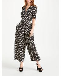 Somerset by Alice Temperley - Printed Jumpsuit - Lyst