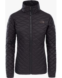 The North Face - Thermoball Quilted Full-zip Women's Insulated Jacket - Lyst