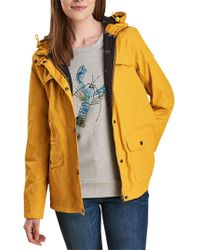 Barbour - Lunan Waterproof Hooded Jacket - Lyst