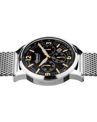 John Lewis - Ingersoll I00103 Men's The Regent Chronograph Date Bracelet Strap Watch - Lyst