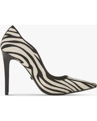 Dune - Bengall High Heel Court Shoes - Lyst