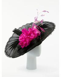 John Lewis - Snoxells Harper Large Fan Occasion Hat - Lyst