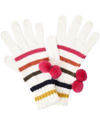 John Lewis - 70s Stripe Gloves - Lyst