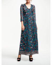 Suncoo - Cornelie Printed Dress - Lyst