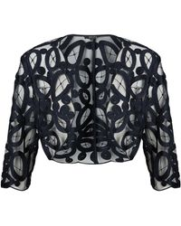 Bruce By Bruce Oldfield - Ribbon Jacket - Lyst