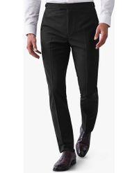 Reiss - Belief Modern Fit Travel Suit Trousers - Lyst