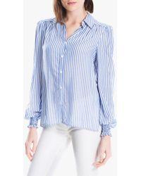 3131acf86ca Max Studio - Stripe Shirt - Lyst. Max Studio. Stripe Shirt. £50. John Lewis  and Partners