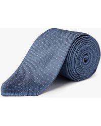CALVIN KLEIN 205W39NYC - Pin Dot Silk Tie - Lyst