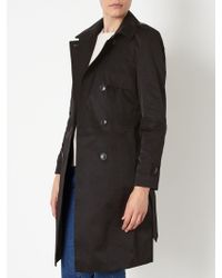 John Lewis - Double Breasted Trench Coat - Lyst