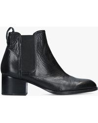 Rag & Bone Walker Block Heel Ankle Boots