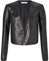 John Lewis - Sequin Jacket - Lyst