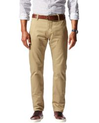 Dockers - Alpha Original Slim Fit Trousers - Lyst