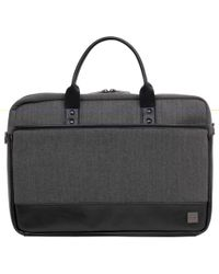 "Knomo - Princeton Briefcase For 15.6"" Laptops - Lyst"