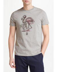 John Lewis - Lenny Flamingo T-shirt - Lyst
