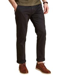 Barbour - Neuston Twill Trousers - Lyst