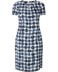 Gerry Weber - Spot Print Dress - Lyst