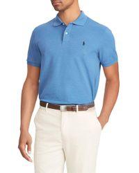 Ralph Lauren - Polo Golf By Short Sleeve Pique Polo Shirt - Lyst