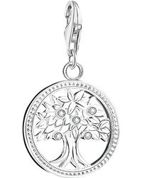 Thomas Sabo - Charm Club Tree Of Love Charm - Lyst
