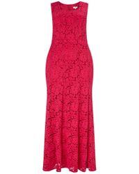 Studio 8 - Christine Lace Maxi Dress - Lyst