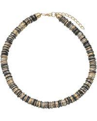 John Lewis | Multi Rings Necklace | Lyst