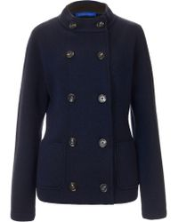 John Lewis - Winser London Milano Wool Double Breasted Jacket - Lyst
