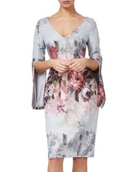 Adrianna Papell - Matalesse Dress - Lyst