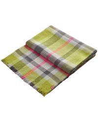Joules - Tunstall Check Scarf - Lyst