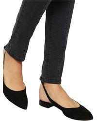 John Lewis - Mint Velvet Rosa Slingback Court Shoes - Lyst
