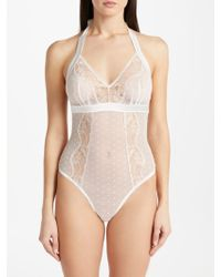 Somerset by Alice Temperley - Lea Bridal Lace Detail Body - Lyst