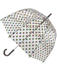 Orla Kiely - Birdcage Floral Umbrella - Lyst