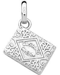Links of London - Sterling Silver Custard Cream Biscuit Charm - Lyst