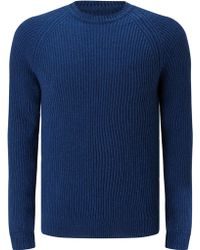 John Lewis - Made In Scotland Cashmere Jumper - Lyst