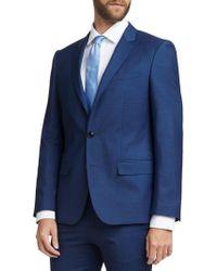 BOSS - Hugo By Henry/griffin Virgin Wool Slim Fit Suit Jacket - Lyst