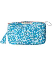 White Stuff - Bright Dotty Floral Makeup Bag - Lyst