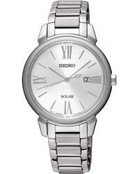 Seiko | Conceptual Sut323p1 Women's Solar Bracelet Strap Watch | Lyst