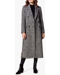 de95bce499f3 Women's Karen Millen Coats Online Sale - Lyst