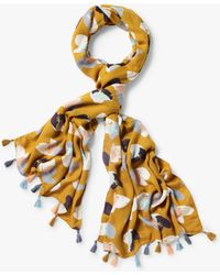White Stuff - Floral Scarf - Lyst